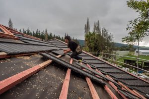Gerard Tile Roof, Nelson, New Zealand