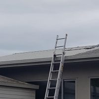 cleaning a longrun roof