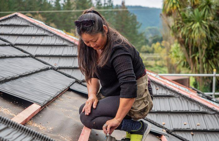 Nina, Zealand Roofing